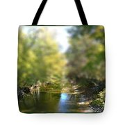 Mini Stream Tote Bag