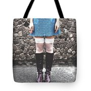 Minidress Tote Bag