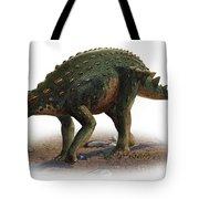 Minmi Paravertebra, A Prehistoric Era Tote Bag
