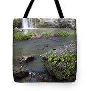Minneopa Falls 36 Tote Bag
