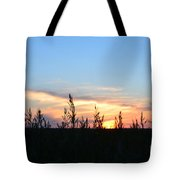 Minnesota Sunset 12 Tote Bag