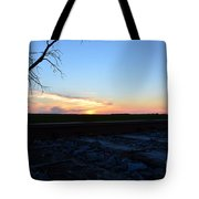 Minnesota Sunset 15 Tote Bag