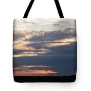 Minnesota Sunset 2 Tote Bag