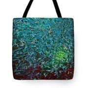Minnow Splash Mob Tote Bag