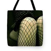 Minty Tote Bag by Pawel Piatek
