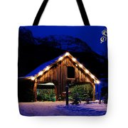 Miracle Of Christmas Tote Bag