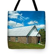 Miracle Revival Center Tote Bag
