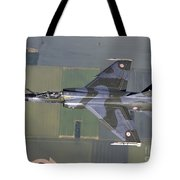 Mirage F1cr Of The French Air Force Tote Bag