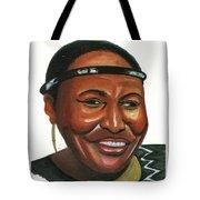 Miriam Makeba Tote Bag