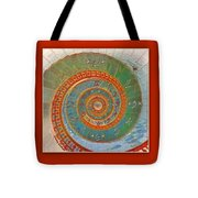 Mirror Of Life Tote Bag