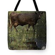 Mirrored Moos  Tote Bag