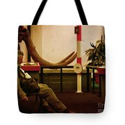 Mirroring Tote Bag