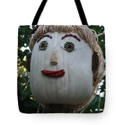 Miss Julia Scarecrow Tote Bag