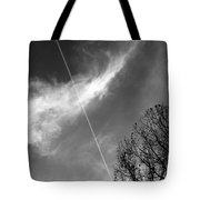 Missed Flight Tote Bag