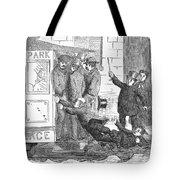 Missing The Streetcar Tote Bag