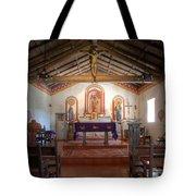 Mission San Antonio De Padua 3 Tote Bag