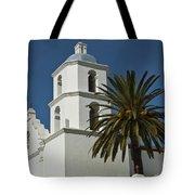 Mission San Luis Rey Iv Tote Bag