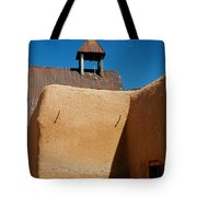 Mission Wall Tote Bag