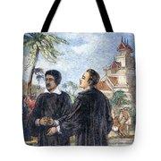 Missionaries: Baptism Tote Bag