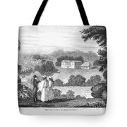 Missionary College, 1837 Tote Bag