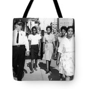 Mississippi: Sit-in, 1963 Tote Bag by Granger