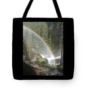 Mist Trail Rainbow Tote Bag