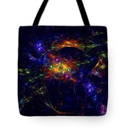 Misterious Universe Tote Bag