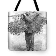 Mistletoe Gatherer, 1894 Tote Bag