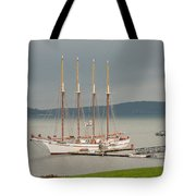 Misty Afternoon Tote Bag