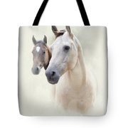 Misty Tote Bag by Betty LaRue