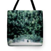 Misty Parisian Park 2 Tote Bag