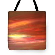Mitchell Beach Lost Tote Bag