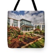 Mitchell Cancer Center Tote Bag