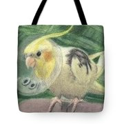 Mitchie's Got An Owie - Aceo Tote Bag