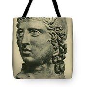 Mithras, Zoroastrian Divinity Tote Bag
