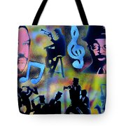 Mo Betta Blues Tote Bag