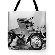 Model A Ford, 1903 Tote Bag