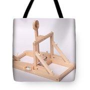 Model Catapult Tote Bag