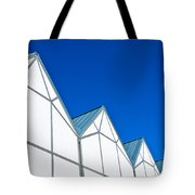 Modern Architecture Tote Bag by Tom Gowanlock