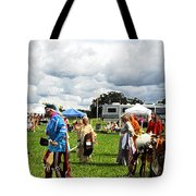 Modern Day American Indian Accent Fx  Tote Bag