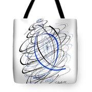 Modern Drawing 111 Tote Bag