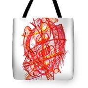 Modern Drawing 113 Tote Bag