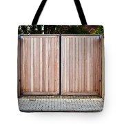 Modern Gate Tote Bag
