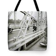 Modernity In Hue Tote Bag