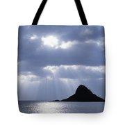 Mokolii Island Tote Bag