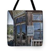 Molson Washington Ghost Town Bank Tote Bag
