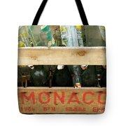 Monaco Wooden Crate Tote Bag