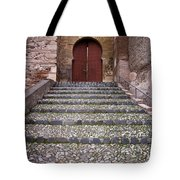 Monaita Door Tote Bag