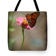 Monarch Beauty Tote Bag