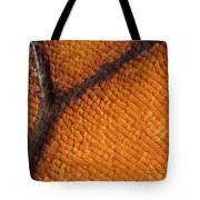 Monarch Butterfly Wing Scales Tote Bag